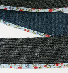 обработка края бейкой, косая бейка, мк по технологии пошива