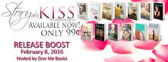 Release Boost for the Story of a Kiss Anthology