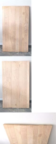 Other Wood and Project Materials 183160: Forever Joint Solid Maple Block Top 1 X 27 X 47 For Coffee Cocktail Table Top -> BUY IT NOW ONLY: $42.4 on eBay!
