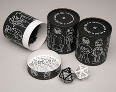 400 Costumes to Die For | Packaging of the World: Creative Package Design Archive and Gallery