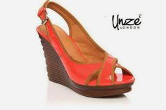 Latest Summer High Heels Collection For Girls By Unze From 2014