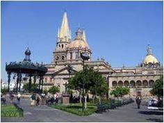 Centro Histórico de la Ciudad de Guadalajara
