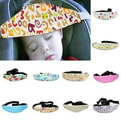 Best amazon deals for niceEshop(TM) Toddler Car Seat Head Support and Neck…