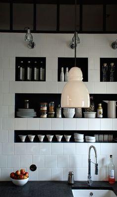 Kitchen niches