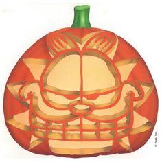 Halloween Artistry! | The Garfield Trail | Grant County Indiana | Marion Indiana | Fairmount Indiana