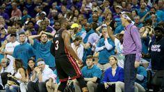 #NBA #HeatNation Dwyane Wade is still a bad, bad man - http://www.sportingnews.com/nba-news/4703867-dwyane-wade-heat-hornets-game-6-nba-playoffs-highlights-video