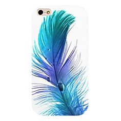 fjær mønster tilbake tilfelle for iPhone 4 / Iphone 4, Iphone Cases, Cheap Iphones, Feather Pattern, Art Courses, Cover, Iphone 4s, Blankets, I Phone Cases