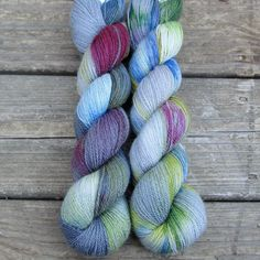 I think I like this more than Zombie Prom, or Zombie BBQ!!!!  Zombie Reunion - Yet - Babette | Miss Babs Hand-Dyed Yarns & Fibers, Inc.