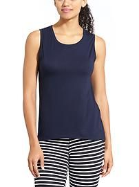 Reach difficult new poses with premium yoga clothes from Athleta. Shop quality yoga wear made with performance in mind. Athletic Outfits, Athletic Clothes, Yoga Wear, Basic Tank Top, Active Wear, Tank Tops, How To Wear, Shirts