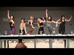 Helene Yorke and Company Sing 'You Are What You Wear' from Duncan Sheik's AMERICAN PSYCHO - YouTube