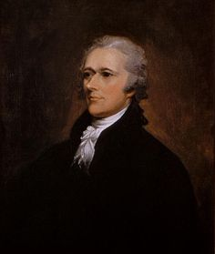 January 11, 1755 - Alexander Hamilton a founding father of the United States is born in Nevis, British West Indies