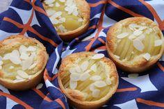 Recettes de tartes Bourdaloue par l'Académie du Goût