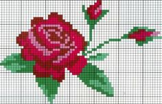Maria Gomes Cross Stitch Flowers, Cross Stitch Patterns, Crochet Patterns, Celtic Cross Stitch, Macrame Curtain, C2c, Cross Stitching, Tapestry, Quilts