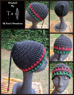 https://www.etsy.com/listing/104326153/red-black-and-green-skull-cap-with