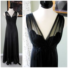 vintage nightgown