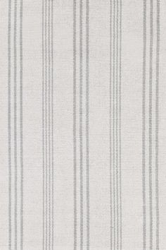 #DashAndAlbert Aland Stripe Cotton Woven Rug. Count on this grey fox to jazz up any room, in lightweight, easy-clean cotton.