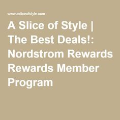 Get a $10 free credit from Nordstrom! #nordstrom #credit #nsale