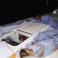 Sleeping under the Australian sky  #wearesailing #whitsundays #whitehavenbeach #whitsundayislands #queensland #australia #airliebeach #greatbarrierreef #sail #sailing #openair #sleepingunderthestars #amazing #love #enjoy #enjoylife #experience #boat #fun #beutiful #excited #explore #loveaustralia #backpacking by kira_adriana http://ift.tt/1UokkV2