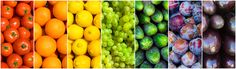 HOW EATING COLORFUL FRUITS AND VEGETABLES ARE ESSENTIAL FOR YOUR BEAUTY DIET