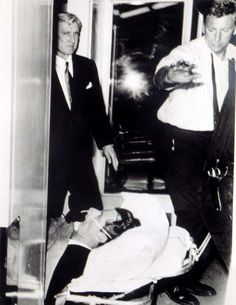 Robert Kennedy is listed (or ranked) 17 on the list The Last Known Photos of 52 Famous People