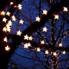 """""""Lass uns versuchen die Sterne mit Sektkorken zu treffen."""""""