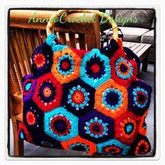 The St Barts Crocheted Handbag