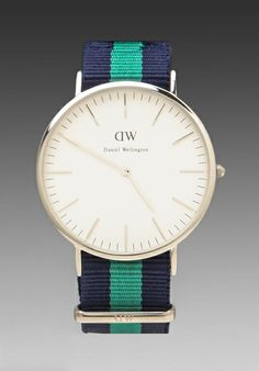 Daniel Wellington Warwick 40mm in Silver