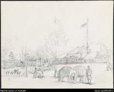 Angas, George French, 1822-1886. Botany Bay, Sydney, N.S.W. [picture]