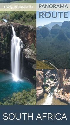 A complete guide to visiting the magnificent Panorama Route in South Africa's Mpumalanga province. One of Africa's great natural wonders and one of the world's most beautiful driving routes and a great addition to a Kruger Park itinerary. #southafrica #travel #panoramaroute #selfdrive South Africa Travel Få adgang til webstedet for at få oplysninger https://storelatina.com/southafrica/travelling
