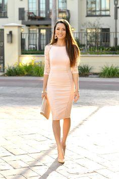 В моде будут платья нежных пастельных оттенков