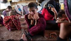 150 ISIS Female Sex-Slaves Commit Suicide – Some Girls Fed to Dogs | The harrowing tale of one girl repeatedly raped, sent to a slave market and who then committed suicide is just the tip of a horrific iceberg.  At least 150 Yazidi women and girls killed themselves after they were forced to become Islamic State sex slaves, according to a woman working with some of the survivors who managed to escape.  This is so outrageous that Muslim men treat their women in this manner. They are animals.
