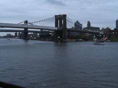 New York. New york!!!!!!  Brooklyn Bridge