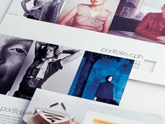 Corporate & Brand Identity - Portfolio-CPH, Denmark by Muggie Ramadani, via Behance
