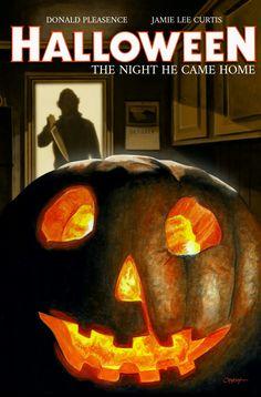 Halloween Horror Movie Slasher