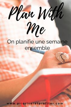 Je vous propose de me suivre dans mon organisation pour la semaine à venir... et je vous préviens, c'est en conditions réelles et c'est le bazar dans ma tête ! Vie Simple, Organiser, Class Ring, Blogging, Bullet Journal, Lifestyle, Day Planners, Good Advice, Personal Development