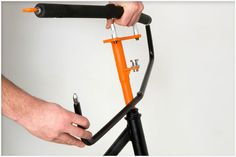 Smart lock built in bike #Giant