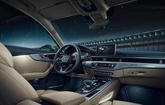 Audi allroad quattro 2016 interior
