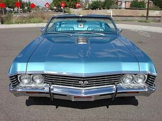 1967 Chevy Impala SS 427 convertible..Re-pin brought to you by agents of #Carinsurance at #HouseofInsurance in Eugene, Oregon