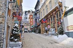 Quebec City in the Winter | Seattle's Travels