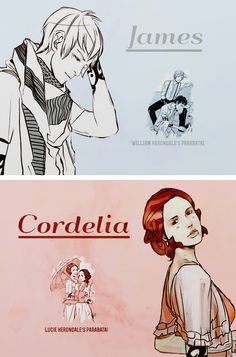 The Carstairs owe the Herondales.<---I like to think ofit more as a special connection rather than owing anyone anything
