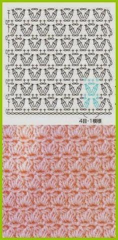 new Ideas crochet shawl diagram charts granny squares Knitting a… Crochet Shawl Diagram, Crochet Stitches Chart, Crochet Motifs, Crochet Squares, Crochet Blanket Patterns, Granny Squares, Crochet Blankets, Baby Blankets, Baby Patterns