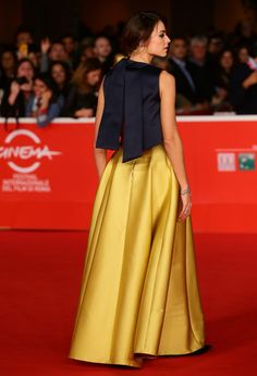 Kasia Smutniak Photos - Stars at the Rome Film Festival - Zimbio