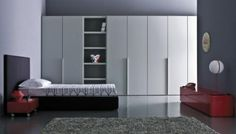 Modern Bedroom Designs for Teens by Pianca Italy