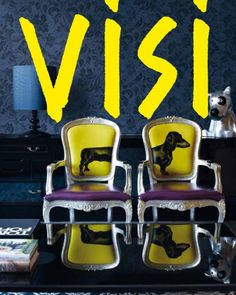 VISI magazine is a celebration of living well. We are committed to bringing readers the best of South African design, decor and architecture. Work Inspiration, Home Decor Inspiration, Decor Ideas, Mr Price Home, South African Design, Fb Like, Dachshund Love, My Princess, Princess Closet