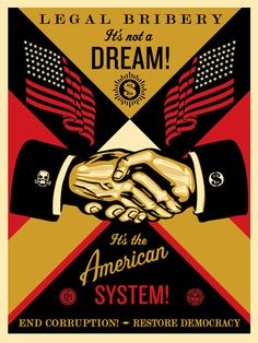 Shepard Fairey | End Corruption (2016), Available for Sale | Artsy
