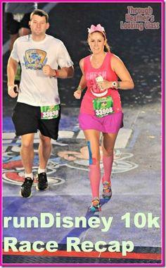 rundisney 10k race recap, marathon weekend, cheshire cat running costume
