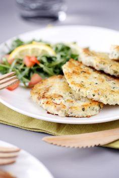 Ces croquettes de colin sont simples à faire et permettent de manger du poisson et des céréales en même temps. La semoule donne une croûte très croustilla
