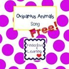 Sing and learn about oviparous animals (animals that lay eggs) with this printout. My students love to read and sing, and sing, and sing, these ly...