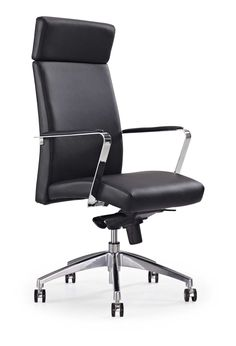 Whiteline Clemson Executive High Back Office Chair