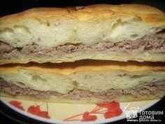 Фыдджын (осетинские пироги с мясом) от whal